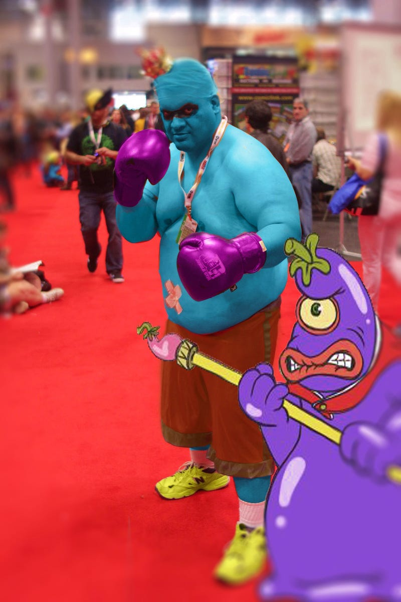 Kotaku 'Shop Contest: Comic-Con Cosplay Extravaganza: The Winners