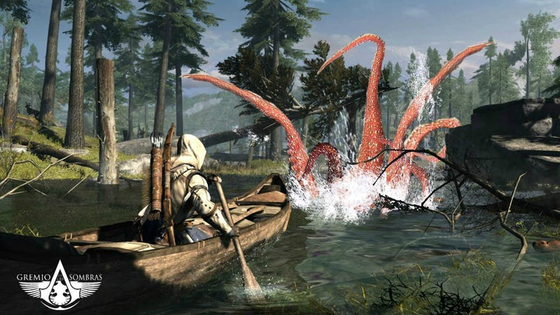 Kotaku 'Shop Contest: Assassin's Cross-Breed: The Winners