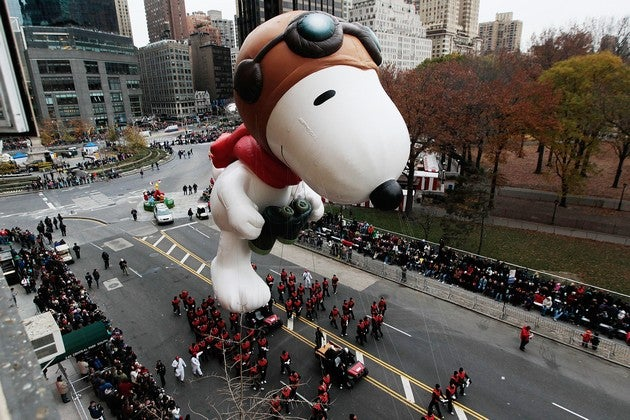 Hey There, Snoopy