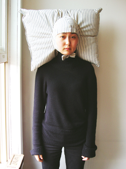 Wearable Pillow Makes You Look Like a Silly Nun