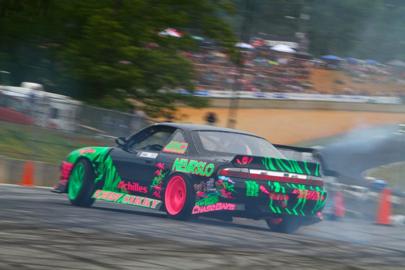 Formula Drift Road Atlanta - Practice/Qualifying - Uber Gallery