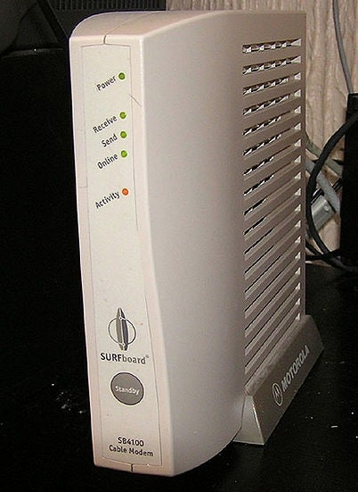 Do I Ever Need to Upgrade My Cable Modem?