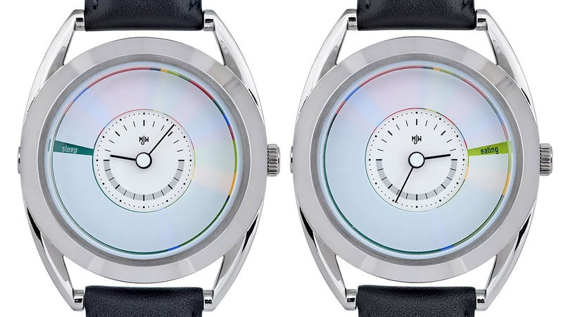 This Watch Tells You How Much Time You Waste Compared to Everyone Else