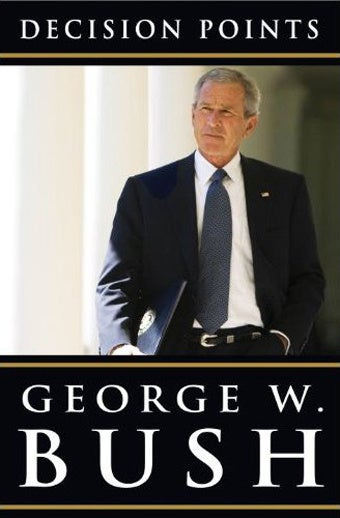 Republicans Not Too Happy About the Timing Of George W. Bush's Memoir