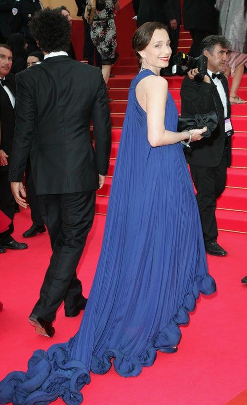 Kristin Scott Thomas: Le Train Bleu