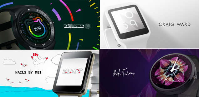 Android Wear Is Getting an Awesome Facelift