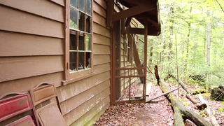 Hiker discovers abandoned town in Great Smoky Mountains National Park