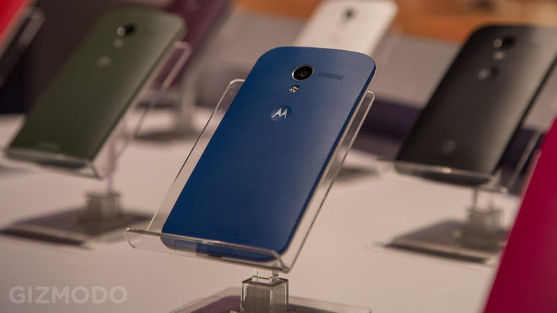 Good News! The Moto X Will Have a Stock Android Google Play Version