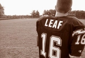 Ryan Leaf Has Gone and Ryan Leaf'd Himself Yet Again