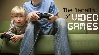 Research: The Benefits of Video Games (Survey)