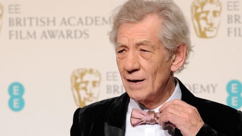 Ian McKellen and 27 Nobel Laureates Protest Russia's Gay Rights Record
