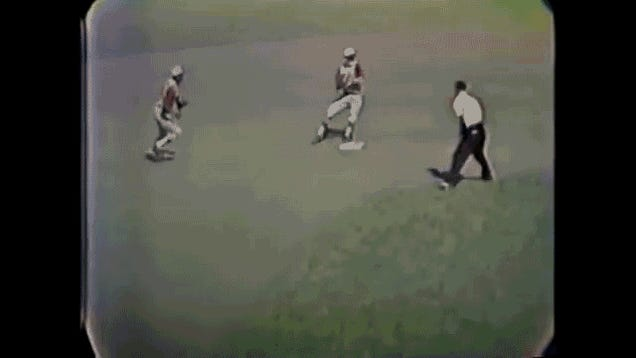 Never-Before-Seen Color Footage Of 1965 Baseball Is Incredibly Cool