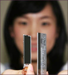Samsung's Anorexia Thrives, Creates .74mm-thick LCD