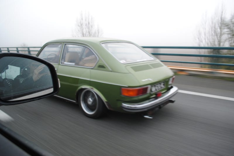 Name this VW