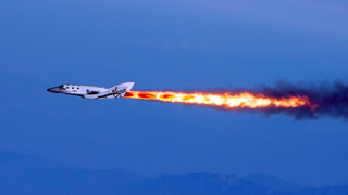 Everything You Need To Know About The Virgin Galactic Crash