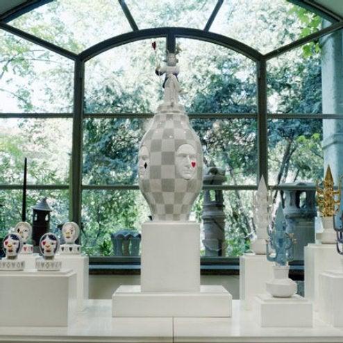 Jaime Hayon's Clone-Stuffed Vase Fantasy