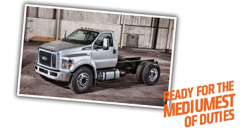 America, Meet Your New Beer Trucks: All New Ford F-650 And F-750