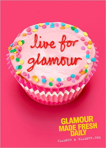 "Glamour's New Ad Campaign Emphasizes Its Readers Are ""American Sweethearts"""