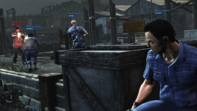 Max Payne 3 Multiplayer Is Good, Essential and Rockstar's Boldest Move In Years