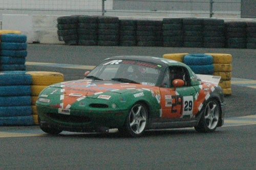 $500 Race Car Virus Continues Its Spread: TransMaro Wins ChumpCar Infineon