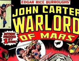 Writer Confirms Pixar's 'John Carter'