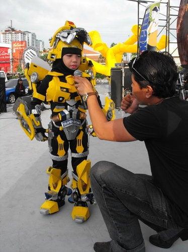 Adorable Voltron? Try Adorable Predator, Bumblebee, Yoshimitsu