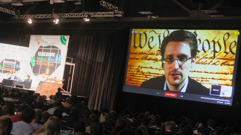 Julian Assange and Edward Snowden Speak to SXSW: A Tale of Two Rebels