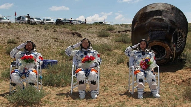 Are China's human missions to space a waste of time?