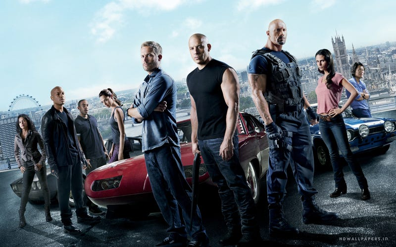 Just Watched Fast and Furious 6 For The First Time Yesterday