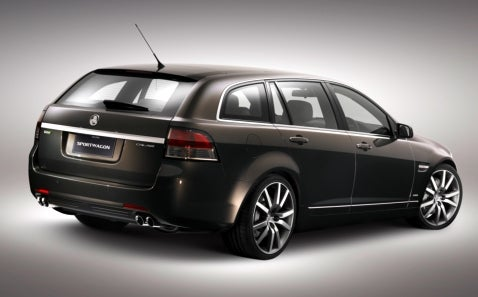 Holden Reveals VE Commodore Sportwagon
