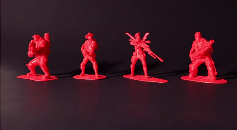 3D Print Your Own Official Evolve Toys