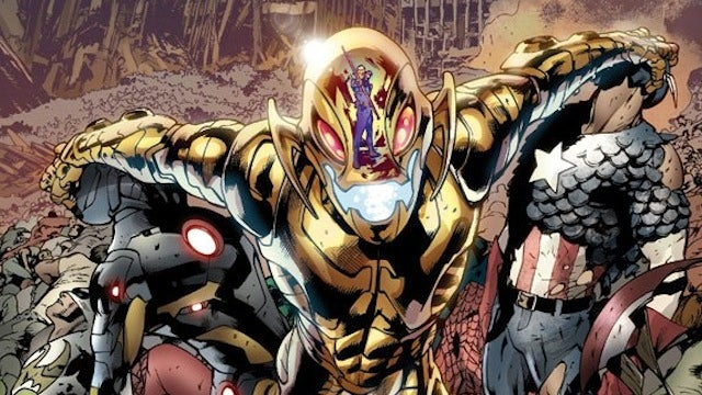 Ultron kills the Marvel universe in This Week's Comics
