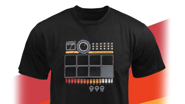 The Best Drum Machine Is One You Can Wear