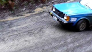 Holy Crap This Rally Volvo
