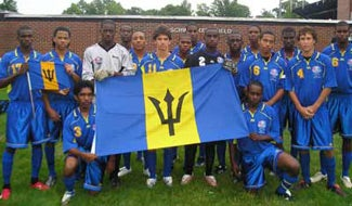 Barbados's National Soccer Team Is Accepting Applications