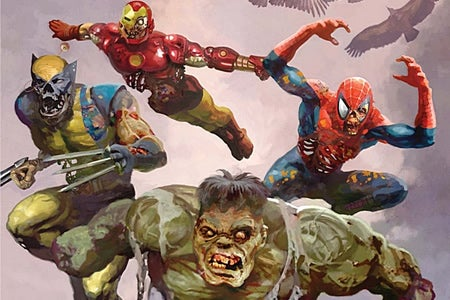 Marvel's Zombies Get Literate With New Return