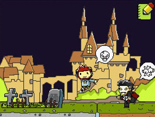 Scribblenauts Gets a UK Release Date