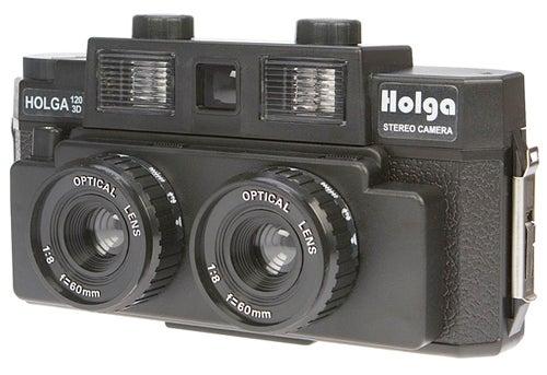 New 3D Holga 120