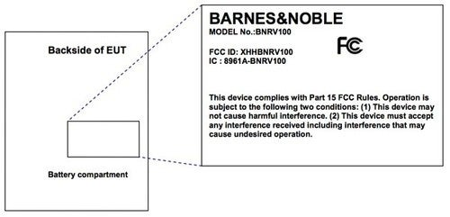 """Wi-Fi-Only Nook """"Lite"""" Approved By FCC?"""