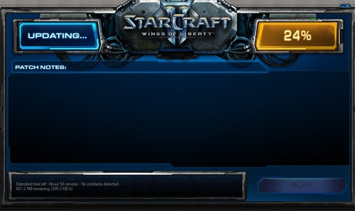 StarCraft II Beta Patching, Phase Two Imminent
