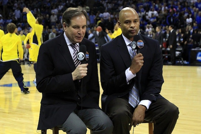 Red Alert: Jim Nantz Compromised, Hacked E-Mails Contain The Whitest Sentence On Record
