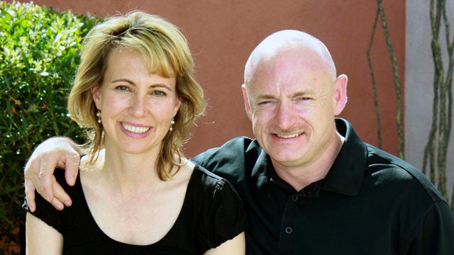 Giffords Cleared To Attend Shuttle Launch