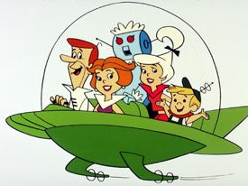 Stuck on the Jetsons