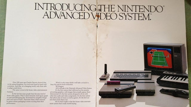 Your NES Could Have Had a Keyboard And Wireless Controllers