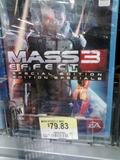 Wal-Mart's Having A Sale, Guys.