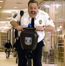 Unapologetic Nation Of 'Blart' Enthusiasts Salute Their Chubby Crimefighting Leader