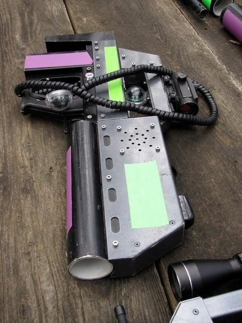 laser tag gallery