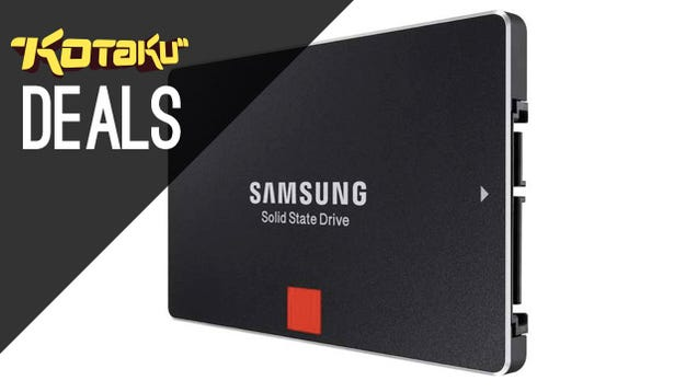 Deals: The New Samsung 850 Pro SSDs, Everything 4K, PC Pre-Orders