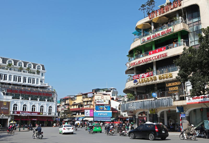 How Did Hanoi Grow So Big Without Developing Slums?