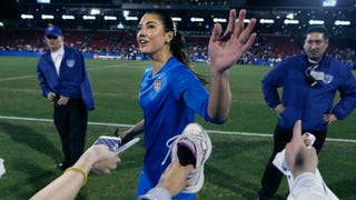 Hope Solo Shouldn't Be Playing Professional Sports, Either